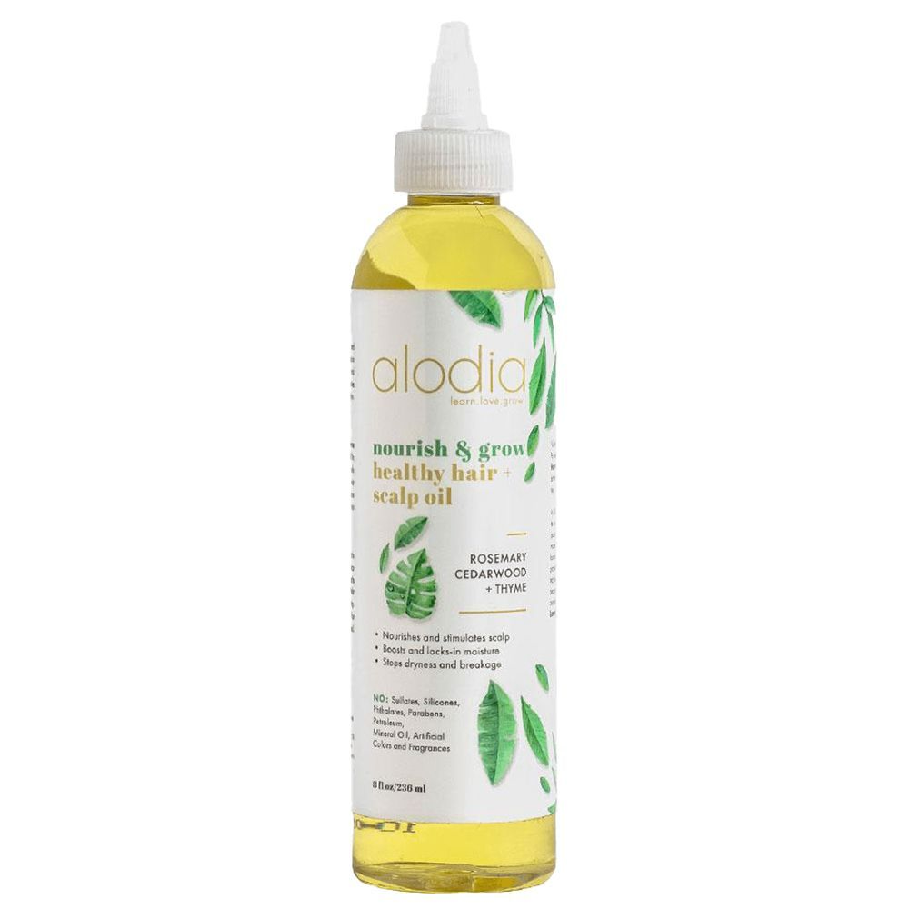 Nourish and Grow Healthy Hair and Scalp Oil