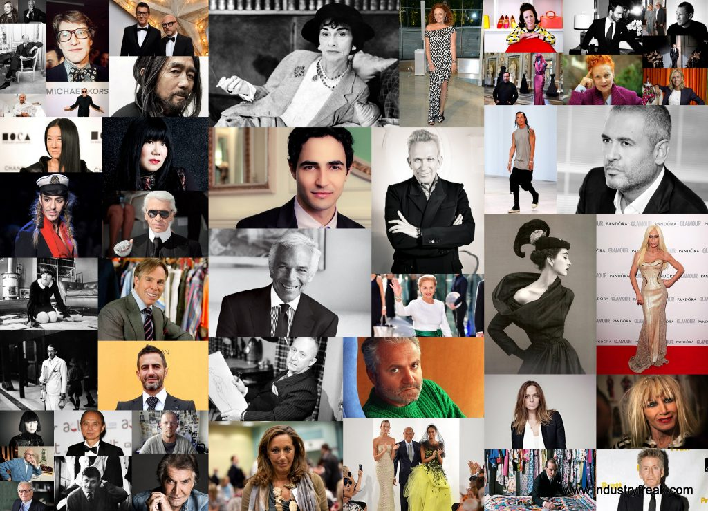 Top Fashion Designers Collections