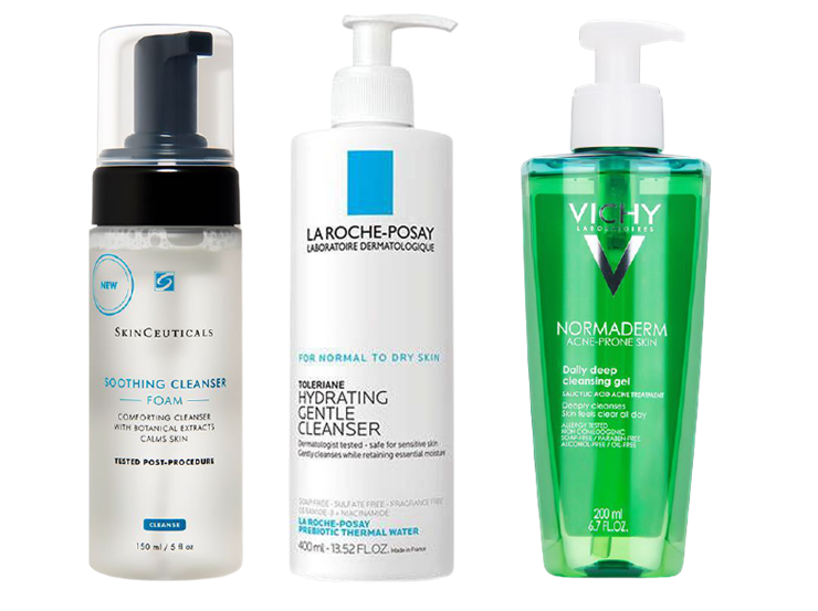 Best Face Wash & Cleansers